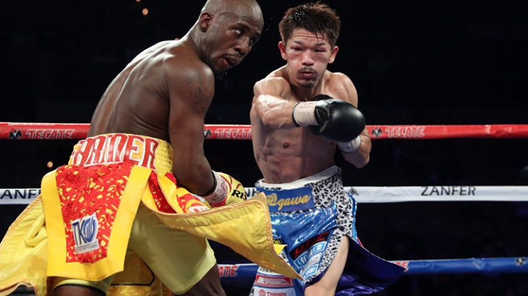 Kenichi Ogawa outpoints Tevin Farmer, claims IBF title