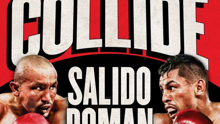 Orlando Salido, Mickey Roman promise to wage Mexican-style war on Saturday