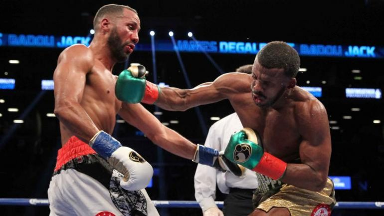 James DeGale: 'It'll be great to remind people that I'm number one'
