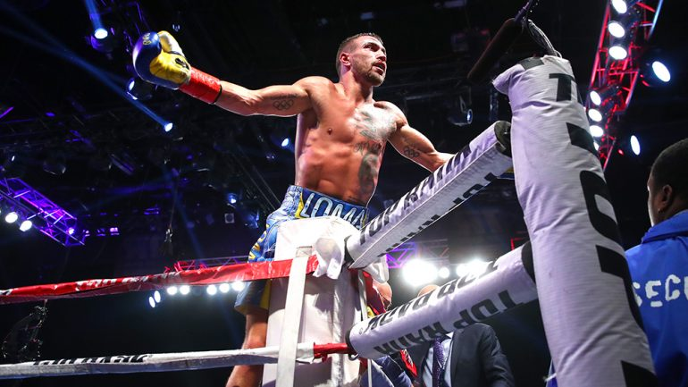 Terence Crawford's trainer: Lomachenko 'definitely not' pound-for-pound No. 1