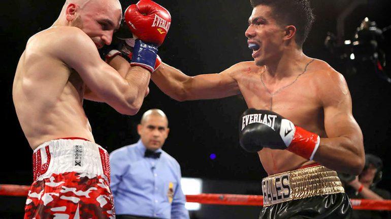 Carlos Morales wins technical decision over Dardan Zenunaj after head-clash
