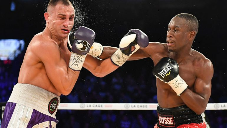 Yves Ulysse Jr. completely embarrasses Cletus Seldin en route to 10-round decision