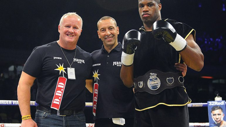Daniel Dubois blasts out Ricardo Snijders in two rounds, Joe Joyce clash set for October 24