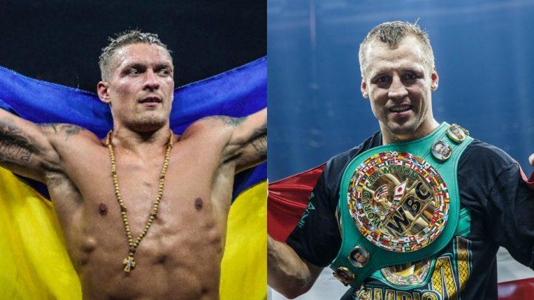 Oleksandr Usyk-Mairis Briedis to unify 200-pound titles on Jan. 27