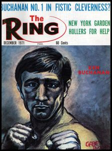 Buchanan ring cover 224x300 - Dougie's Friday mailbag (Taylor-Baranchyk, Inoue-Rodriguez, Deontay Wilder's morbid comments)
