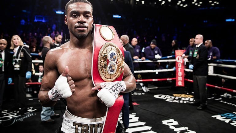 Ring Ratings Update: Errol Spence enters Pound-for-Pound top five