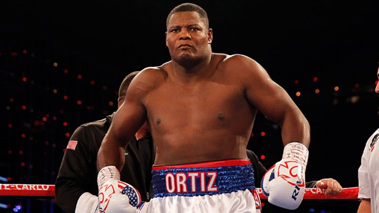 Wilder-Ortiz and the PED Shadow