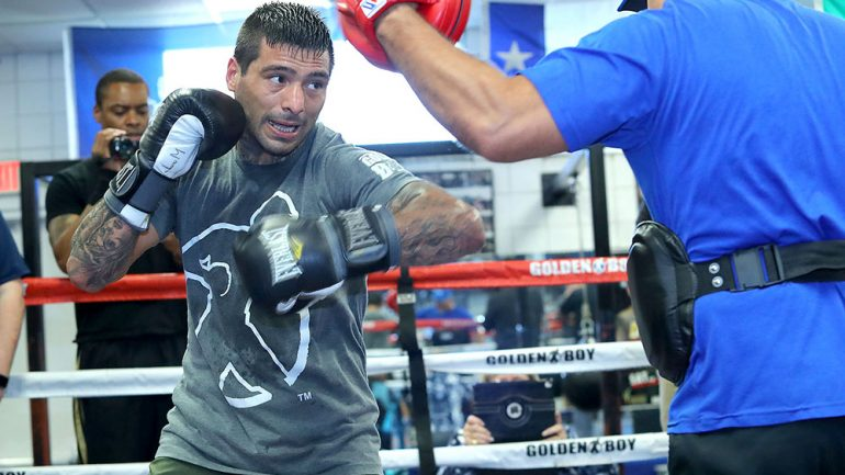 Lucas Matthysse: 'There was no chance of me ever quitting'