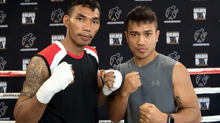 Underdogs Kiram, Gesta draw inspiration from past Thai, Filipino upsets at The Forum