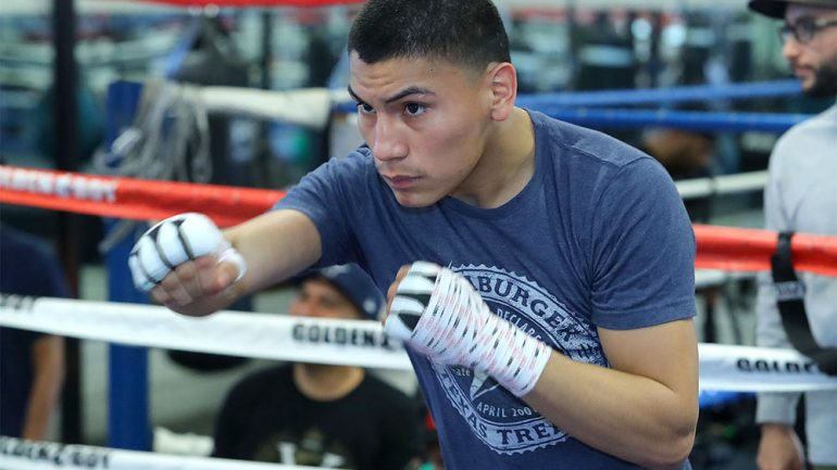 Vergil Ortiz Jr. is prepared to go the distance vs. Salgado in first headliner