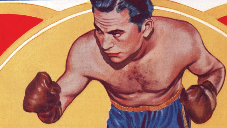 1933 Fighter of the Year THE RING delivers an award 84 years in the making