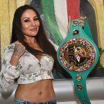 mariana juarez 150x150 - Mariana Juarez falsely accuses Yulihan Luna of glove tampering following WBC 118-pound title defeat