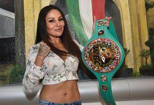 mariana juarez 300x204 - Women's Ring Ratings Update: new rankings, Atomweight to Junior Lightweight