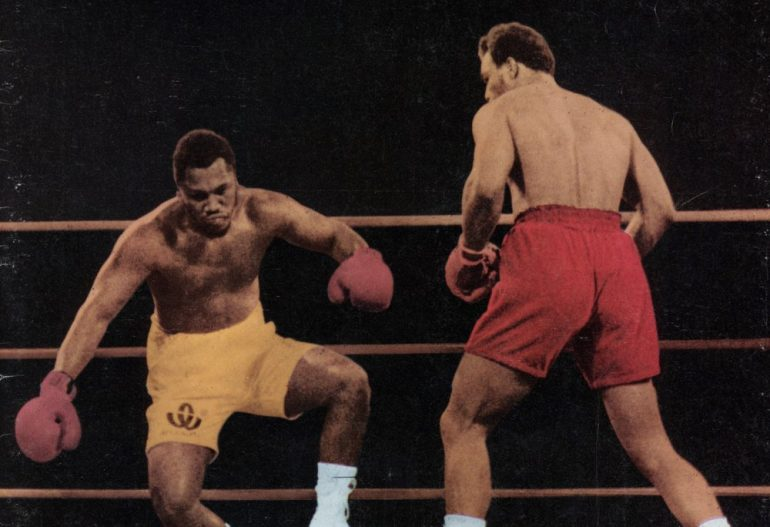 George Foreman: 'Joe Frazier was the toughest fighter of my