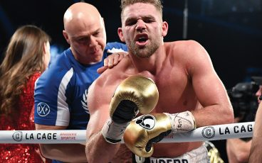 Middleweight spoiler Billy Joe Saunders joins the elite