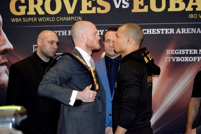 dca81fd4dd9e47 George Groves-Chris Eubank Jr. – Final press conference quotes - The ...