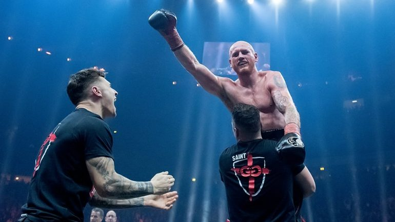 George Groves confident of quick recovery, looks forward to WBSS final