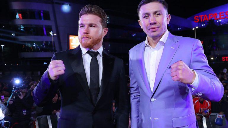 """Gennady Golovkin rips Canelo Alvarez, Oscar De La Hoya, calls both """"dirty"""""""