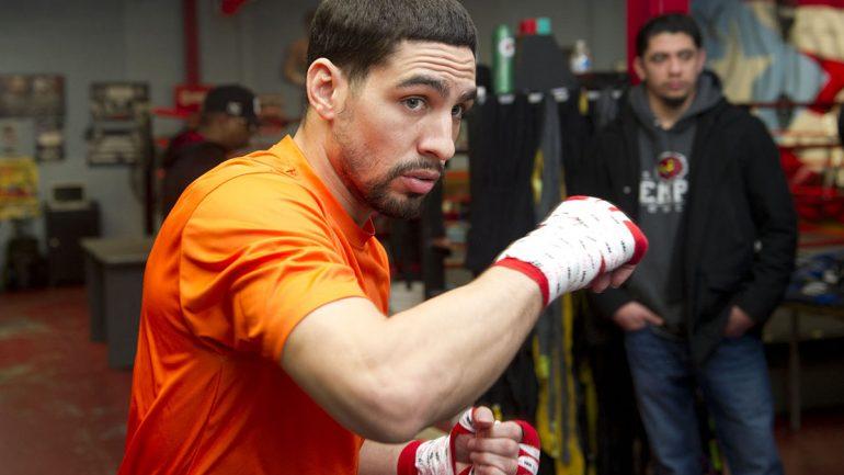 A renewed Danny Garcia sees 'easy' Thurman rematch beyond Rios