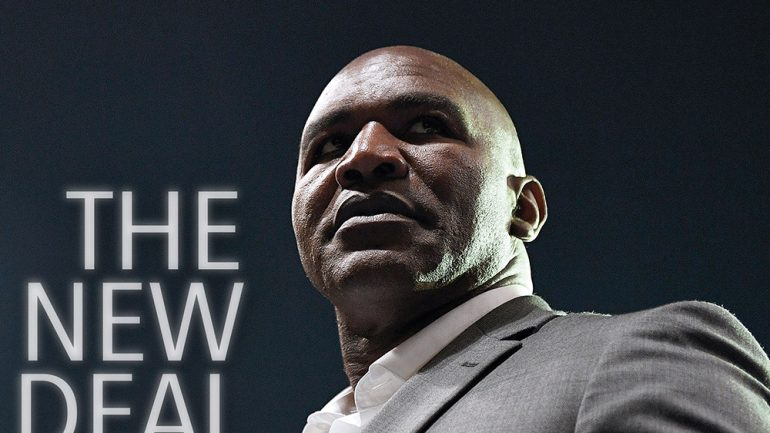 Evander Holyfield: Fight Night is Different Now