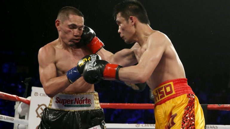 Srisaket Sor Rungvisai-Juan Francisco Estrada rematch headed for April 26 in L.A.
