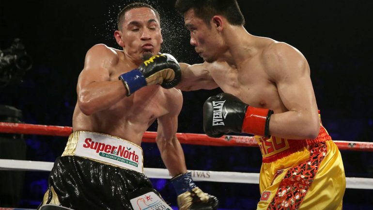 Watch: Srisaket Sor Rungvisai and Juan Estrada promise KO victories in their rematch