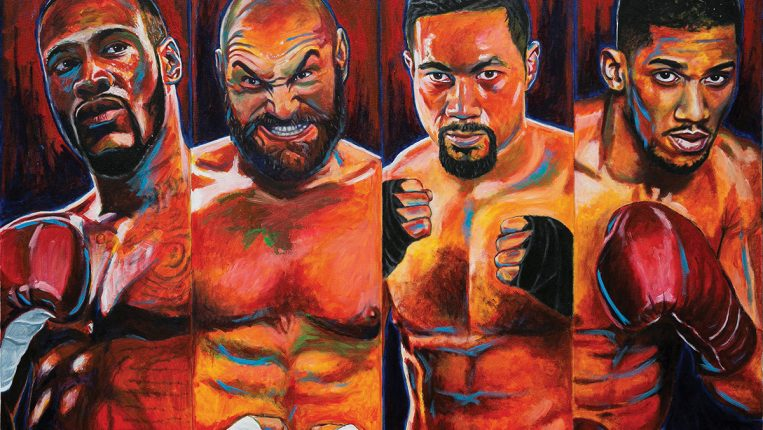 Digging for Heavyweight Gold Can a four-way battle royale restore the glamour division's luster?