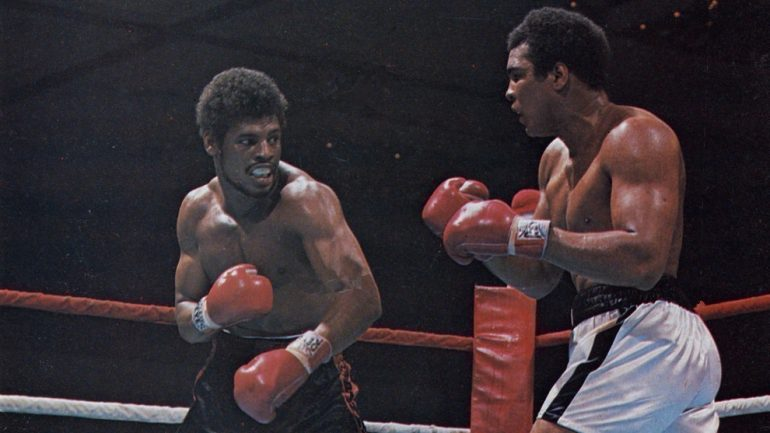 From the Archive: Leon Spinks sensationally defeats Muhammad Ali, claims heavyweight title