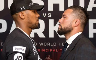 Joshua-Parker will be part spectacle, part moment of truth