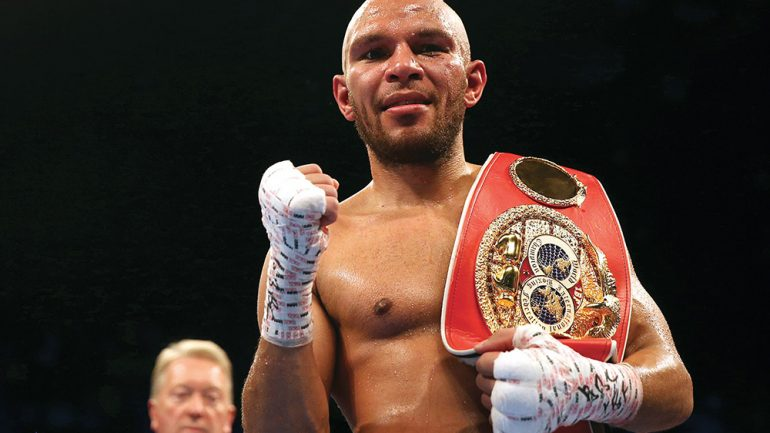Caleb Truax out to prove DeGale victory was no fluke