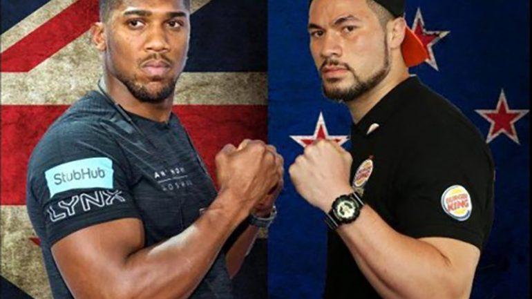 Montero's Friday Mailbag (Joshua-Parker, Ryan Garcia, British prospects)