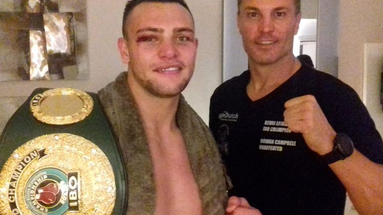Kevin Lerena drops and outpoints Roman Golovashchenko over 12 rounds