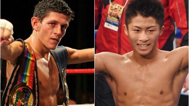 Jamie McDonnell: 'I don't even know Inoue's first name'