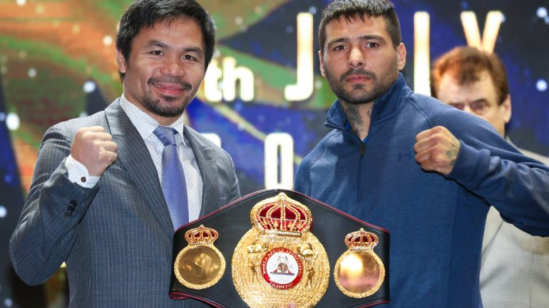 PHOTOS: Manny Pacquiao, Lucas Matthysse hit Kuala Lumpur for second press con