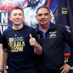 Abel Sanchez and GGG Hoganphotos 150x150 - Gennady Golovkin splits with long-time trainer Abel Sanchez