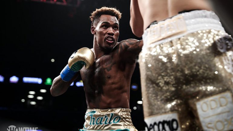 Jermall Charlo blasts Hugo Centeno in two rounds, calls out GGG
