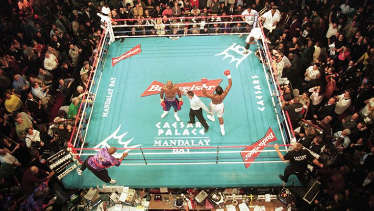 Going the Distance Lennox Lewis revisits 12 fights that shaped his career