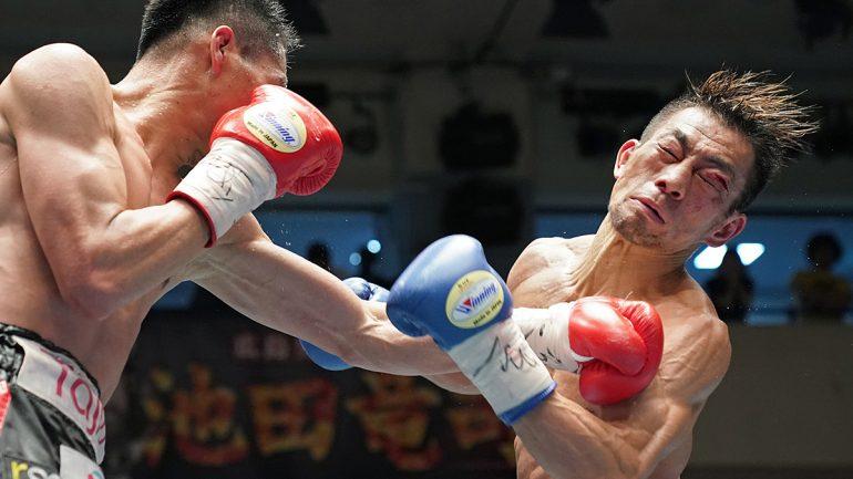 Photos: Mark John Yap vs. Takafumi Nakajima