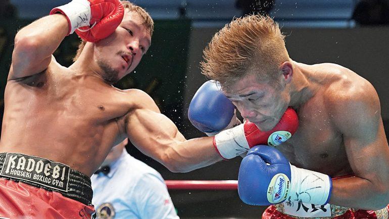 Photos: Taiki Minamoto vs. Takenori Ohashi