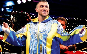 Lomachenko is after more than just shiny belts