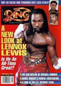 Best I Faced: Lennox Lewis - The Ring