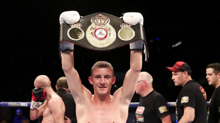 Paul Butler-Emmanuel Rodriguez to contest vacant IBF 118-pound title on May 5