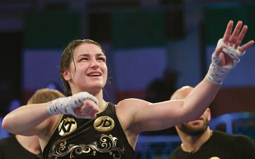 After reading this you'd probably forgive Katie Taylor for kicking your ass