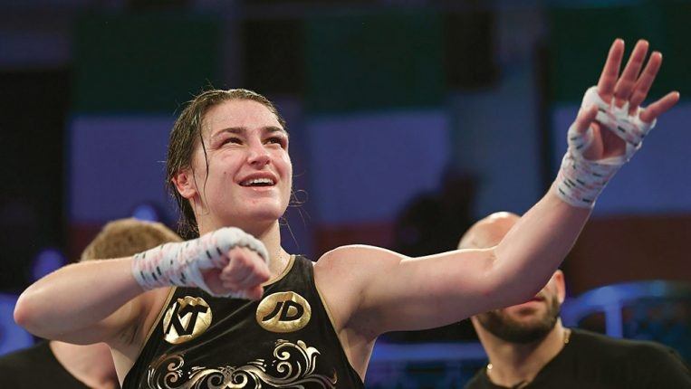 Humble Conqueror After reading this you'd probably forgive Katie Taylor for kicking your ass