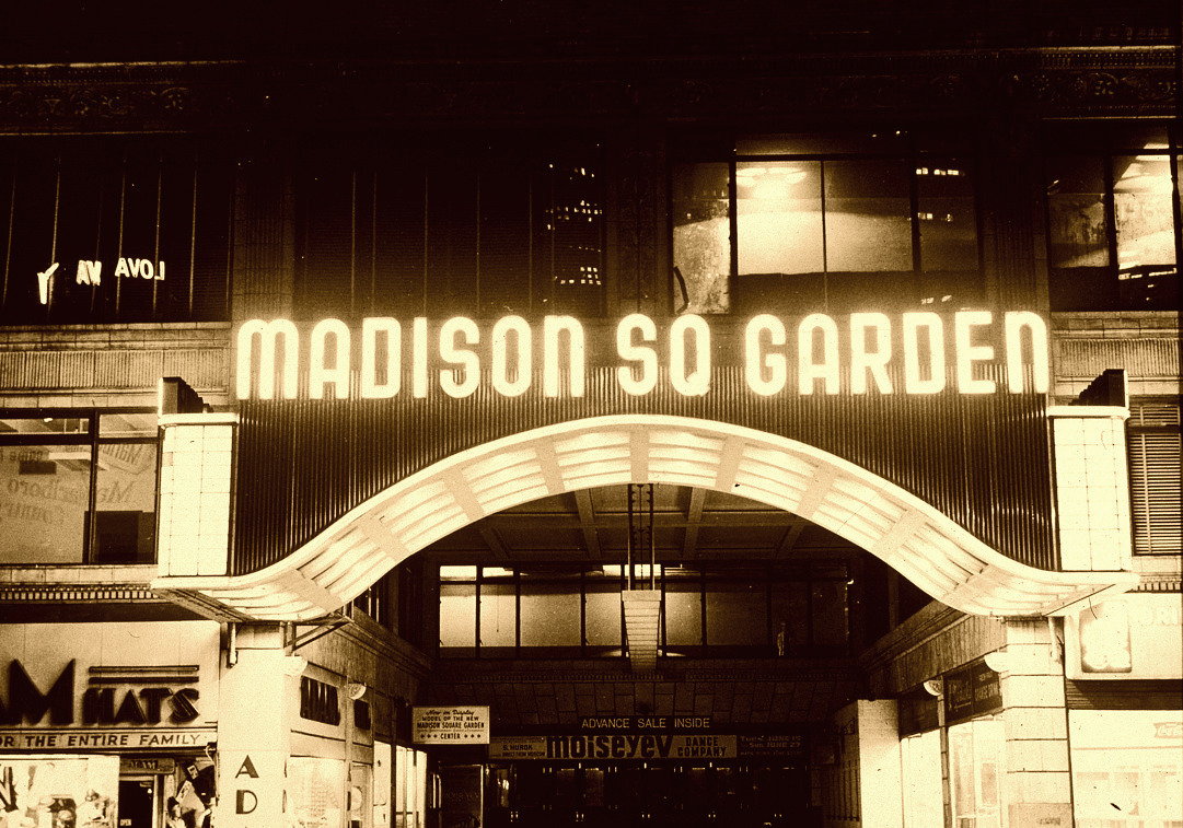 Madison Square Garden - The Ring
