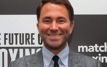 Eddie Hearn singlehandedly resurrects the British Empire