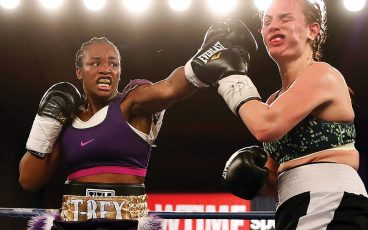 All Claressa Shields needs now is a willing opponent