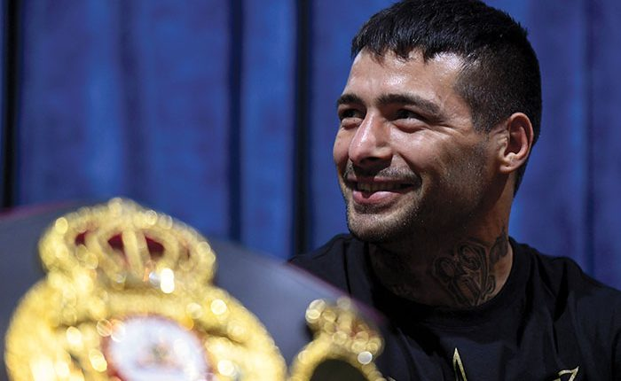 Argentine Son Lucas Matthysse will have the weight of a dynasty behind him vs. Pacquiao By Diego Morilla
