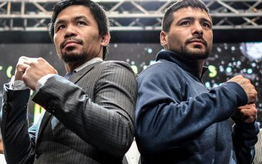 Pacquiao-Matthysse has the ingredients for well-seasoned entertainment