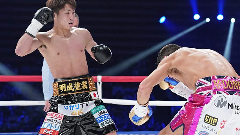 Ring Ratings Update: Naoya Inoue moves up in style